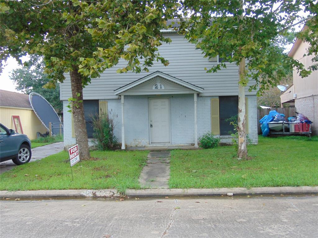 21 HUMBER CT Court, Danbury, TX 77534