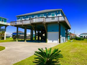 Houston Home at 854 Wommack Drive Crystal Beach , TX , 77650 For Sale