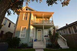 Houston Home at 1919 Avenue O 2 Galveston , TX , 77550-8345 For Sale