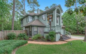 Houston Home at 42 Lucky Leaf The Woodlands , TX , 77381 For Sale