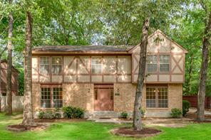 Houston Home at 15 Hickorybark Drive The Woodlands , TX , 77381-2815 For Sale