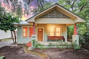 Houston Home at 1306 Knox Street Houston , TX , 77007-3017 For Sale