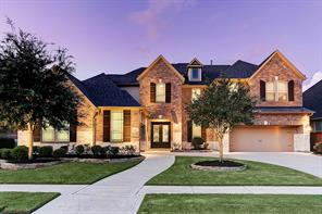 Houston Home at 1907 Rice Mill Drive Katy , TX , 77493-3028 For Sale