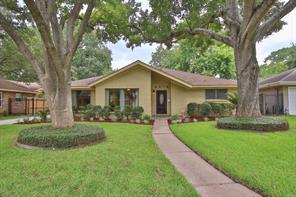 Houston Home at 4814 Stillbrooke Drive Houston , TX , 77035-4914 For Sale