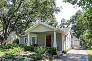 Houston Home at 1511 Sue Barnett Drive Houston                           , TX                           , 77018-4305 For Sale