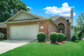 Houston Home at 110 Harbour Town Drive Conroe , TX , 77356 For Sale