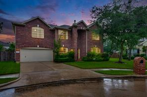 Houston Home at 16202 Quiet Canyon Court Friendswood , TX , 77546-6159 For Sale