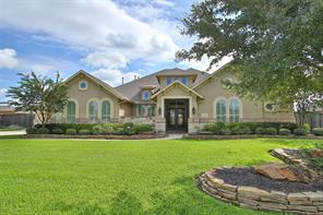 Houston Home at 17810 Fairhaven Gateway Drive Cypress , TX , 77433 For Sale
