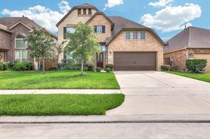 Houston Home at 24343 Piazza Drive Richmond , TX , 77406-4519 For Sale