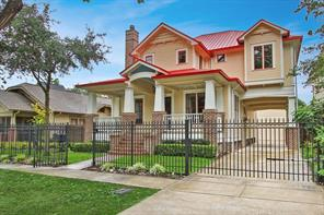 Houston Home at 830 Columbia Street Houston , TX , 77007-1637 For Sale