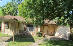 Houston Home at 8221 Darlington Drive Houston , TX , 77028-2711 For Sale