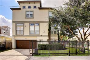 Houston Home at 1617 Colorado Street Houston , TX , 77007-4012 For Sale