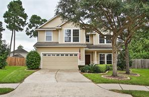 Houston Home at 17107 Sunlight Peak Circle Humble , TX , 77346-3560 For Sale
