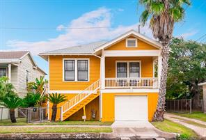 Houston Home at 1312 17th Street Street Galveston , TX , 77550-6012 For Sale