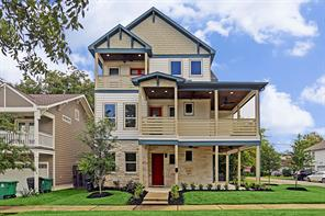 Houston Home at 500 Tabor Street Houston , TX , 77009-5131 For Sale