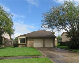 Houston Home at 16411 Dunmoor Drive Houston , TX , 77059-3905 For Sale
