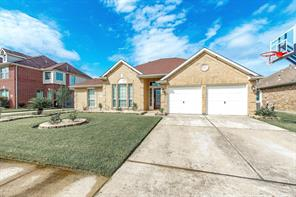 Houston Home at 3804 Maple Leaf Circle La Porte , TX , 77571-4493 For Sale