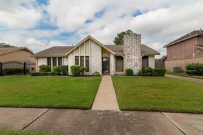 Houston Home at 10007 Sagegate Drive Houston , TX , 77089-5018 For Sale