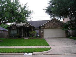 Houston Home at 3527 Timothy Lane Richmond , TX , 77406-6855 For Sale
