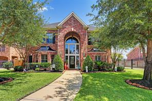 Houston Home at 6914 Monarch Lake Lane Katy , TX , 77494-1600 For Sale