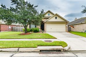 Houston Home at 4611 Early Autumn Court Humble , TX , 77396-1909 For Sale