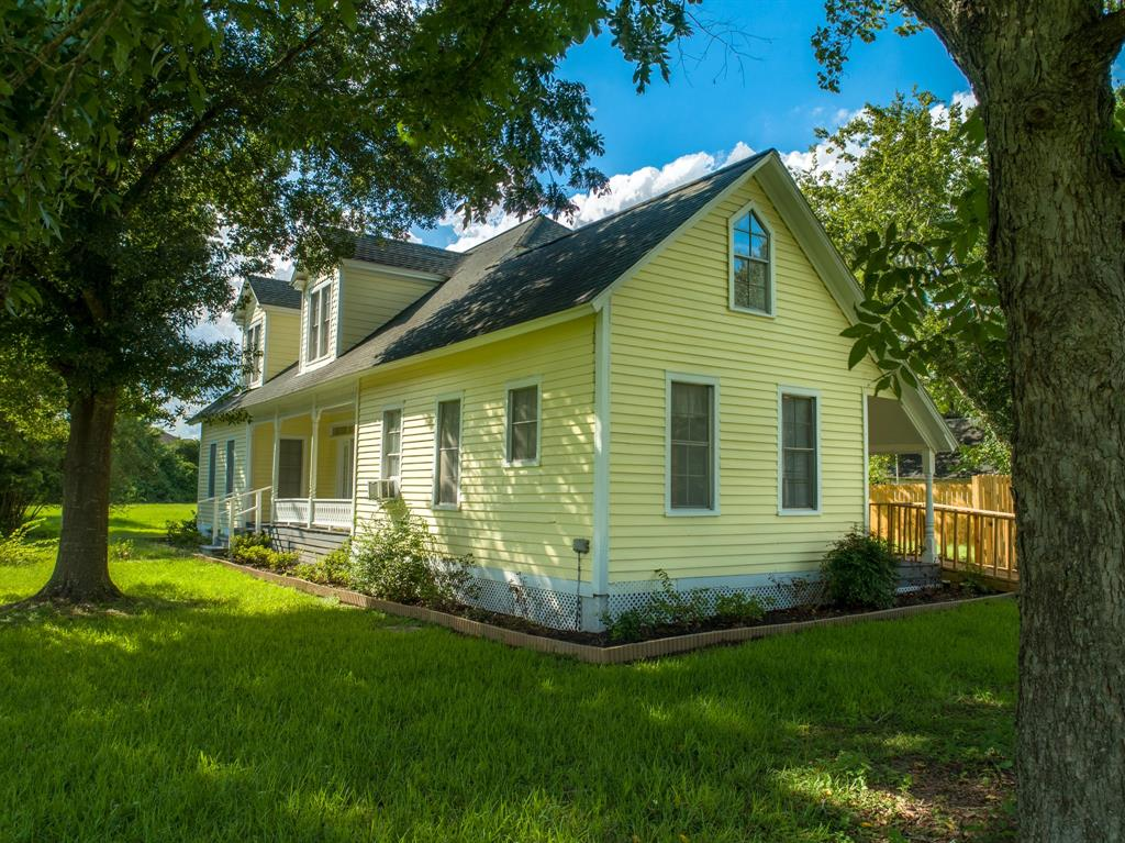 This very private country style home sits on 9+ acres with a beautiful pond in front of the house. There are two units available; this is for the main residence Unit A.  Utilities included in the monthly price, water, trash, and gas.  The home is located near Splashdown and the Woodlands. Easy access to I-45 and Texas State Highway 99, just minutes away from the Exxon facility/complex and Anadarko Petroleum Company.  Unit B MLS# 11637788
