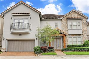 Houston Home at 7705 S Hunters Creekway Drive Houston , TX , 77055-6877 For Sale