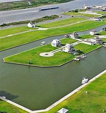 Houston Home at 1808 Laguna Harbor Cove Boulevard Port Bolivar , TX , 77650 For Sale