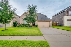 Houston Home at 17323 Aldenwilds Lane Richmond , TX , 77407 For Sale