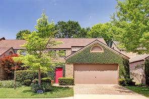 Houston Home at 10 Town Oaks Place Bellaire , TX , 77401-4236 For Sale