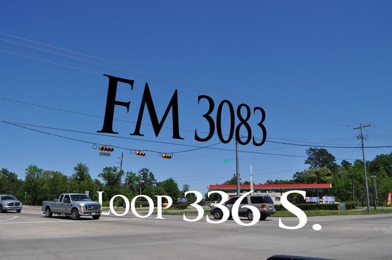 7.5 S Loop 336 E, Conroe, TX 77301