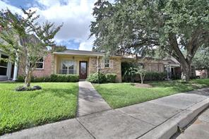 Houston Home at 4416 Basswood Lane Bellaire , TX , 77401-3202 For Sale