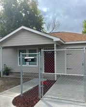 Houston Home at 3706 Mount Pleasant Street Houston , TX , 77021-5608 For Sale
