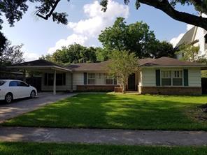 Houston Home at 4532 Braeburn Drive Bellaire                           , TX                           , 77401-5512 For Sale