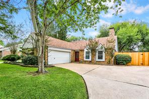 Houston Home at 14922 Cobre Valley Drive Houston , TX , 77062-2808 For Sale