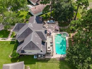 Houston Home at 7802 Pinehurst Shadows Drive Humble , TX , 77346-1511 For Sale