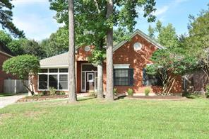 Houston Home at 5207 Wild Blackberry Drive Kingwood , TX , 77345-2023 For Sale