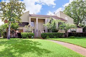 Houston Home at 1411 E Brooklake Drive Houston , TX , 77077 For Sale