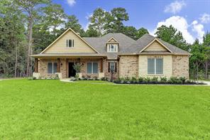 Houston Home at 25111 Holly Oaks Court Magnolia , TX , 77355 For Sale