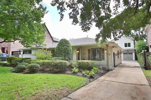 Houston Home at 3647 Blue Bonnet Boulevard Houston , TX , 77025-1303 For Sale