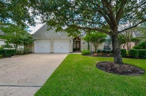 Houston Home at 15907 Cypress Hall Drive Cypress , TX , 77429-6992 For Sale