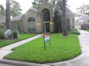 Houston Home at 20206 Post Oak Hill Drive Spring , TX , 77388-5459 For Sale