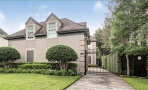 Houston Home at 2921 Cason Street West University Place , TX , 77005-3915 For Sale
