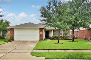 Houston Home at 9639 Winter Bloom Lane Houston                           , TX                           , 77088-6054 For Sale
