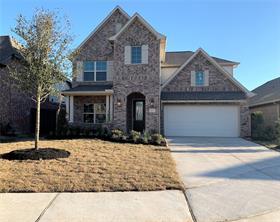 Houston Home at 1023 Pink Lily Lane Richmond , TX , 77406 For Sale