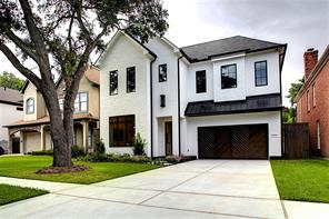 Houston Home at 3806 Marlowe Street West University Place , TX , 77005-2044 For Sale