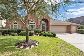 Houston Home at 13419 Orchard Shadows Drive Richmond , TX , 77407-3230 For Sale