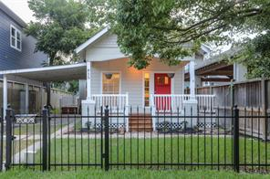 Houston Home at 615 Allston Street Houston                           , TX                           , 77007-2412 For Sale