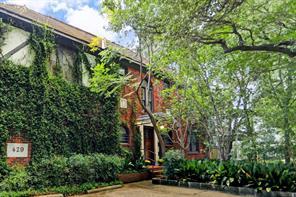 Houston Home at 429 Hawthorne Street Houston , TX , 77006-4038 For Sale