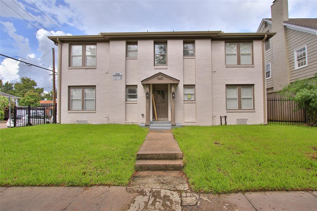 1660 Hawthorne Street 8, Houston, TX 77006